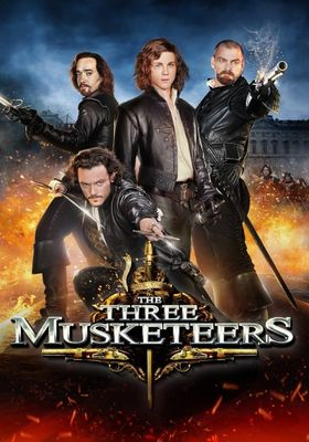 The Three Musketeers's Poster