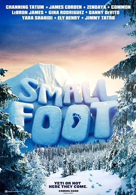 Smallfoot's Poster