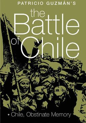칠레 전투 제3부: 민중의 힘의 포스터