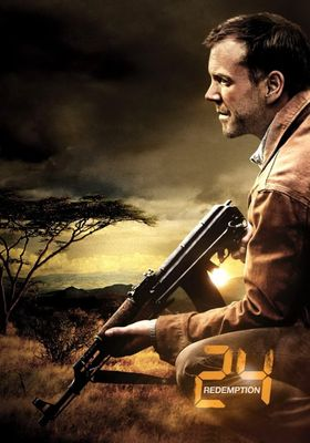 24: Redemption's Poster