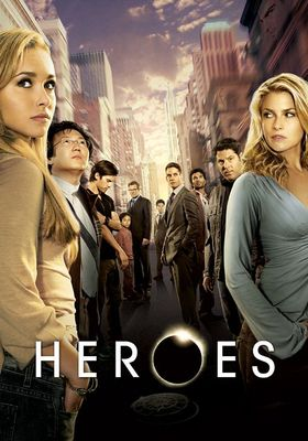 『HEROES/ヒーローズ シーズン2』のポスター