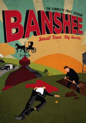 Banshee Season 1's Poster