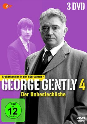Inspector George Gently Season 4's Poster