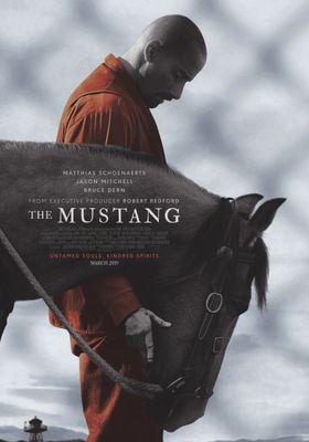 『The Mustang(原題)』のポスター