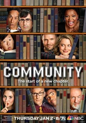 Community Season 5's Poster