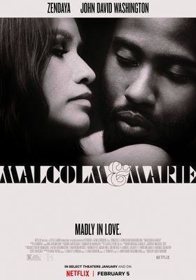 Malcolm & Marie's Poster
