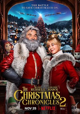 『クリスマス・クロニクル PART2』のポスター