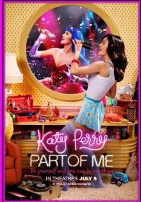 케이티 페리: 파트 오브 미의 포스터