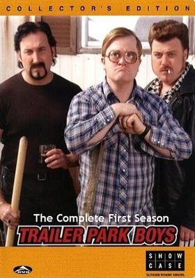 Trailer Park Boys Season 1's Poster