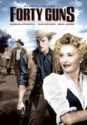 Forty Guns's Poster