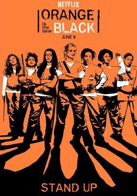 『オレンジ・イズ・ニュー・ブラック シーズン5』のポスター