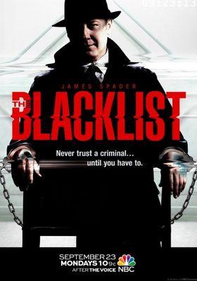 블랙리스트 시즌 1의 포스터