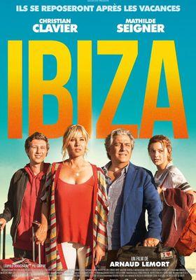 『Ibiza(原題)』のポスター