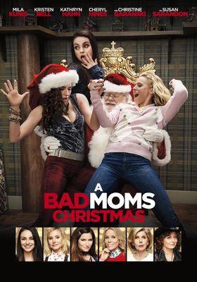 『バッド・ママのクリスマス』のポスター