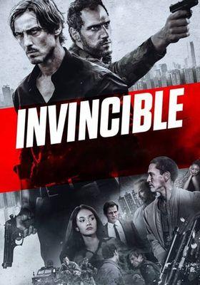 인빈시블의 포스터