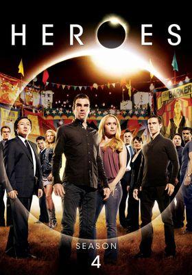 Heroes Season 4's Poster