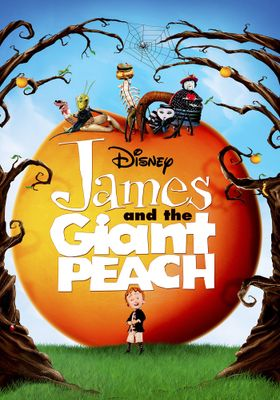 James and the Giant Peach's Poster