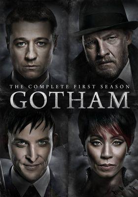Gotham Season 1's Poster