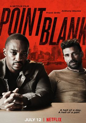 Point Blank's Poster