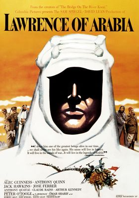 Lawrence of Arabia's Poster