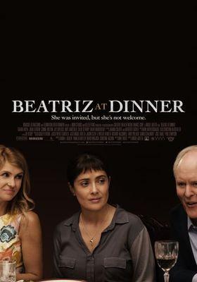 『Beatriz at Dinner (原題)』のポスター