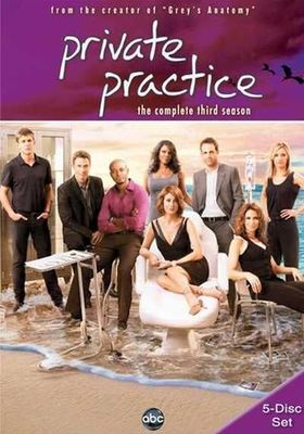 Private Practice Season 3's Poster