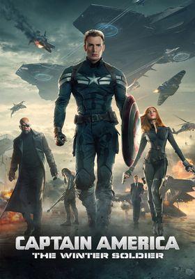 『キャプテン・アメリカ ウィンター・ソルジャー』のポスター