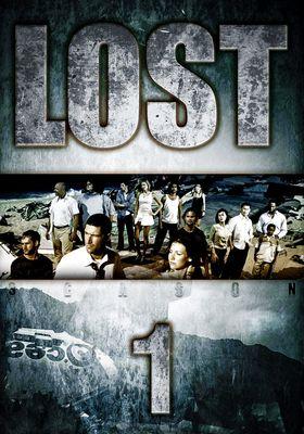 Lost Season 1's Poster