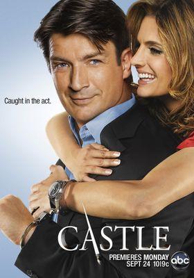 캐슬 시즌 5의 포스터