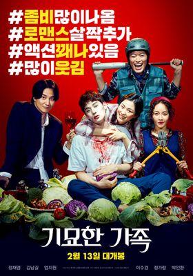 기묘한 가족의 포스터