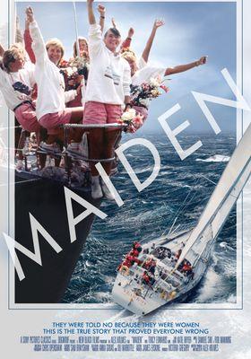 『Maiden(原題)』のポスター