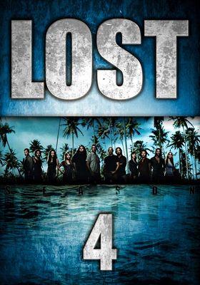 Lost Season 4's Poster