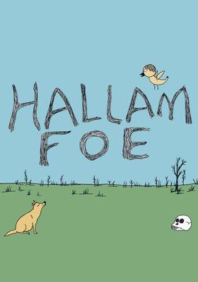 『Hallam Foe (原題)』のポスター