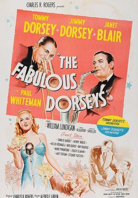 The Fabulous Dorseys's Poster