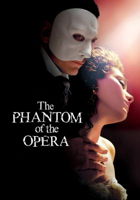 『オペラ座の怪人』のポスター