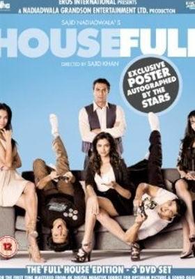 하우스풀의 포스터