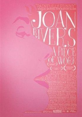 조앤 리버스: 어 피스 오브 워크의 포스터