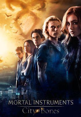 The Mortal Instruments: City of Bones's Poster