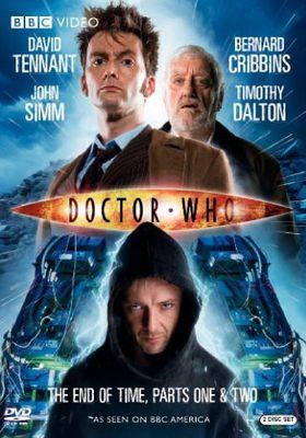 『ドクター・フースペシャル 時の終わり』のポスター
