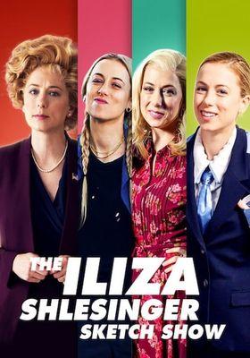 『イライザ・シュレシンガーのコントショー』のポスター