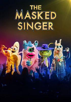 The Masked Singer Season 3's Poster