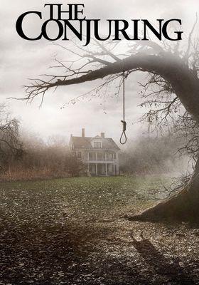 『死霊館』のポスター