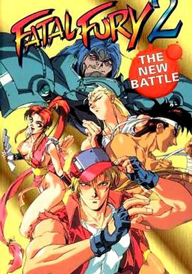 Fatal Fury 2: The New Battle's Poster