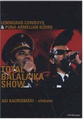 토탈 발라라이카 쇼의 포스터