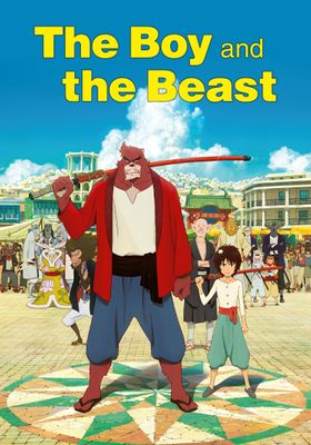 The Boy and the Beast's Poster