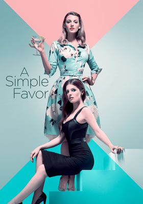 A Simple Favor's Poster