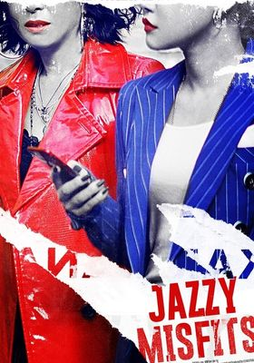 Jazzy Misfits's Poster