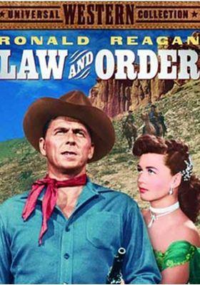 법과 질서의 포스터