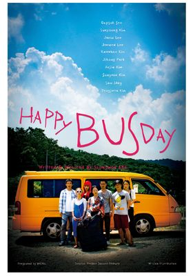 Happy Bus Day's Poster