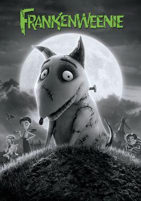 『フランケンウィニー(2012)』のポスター